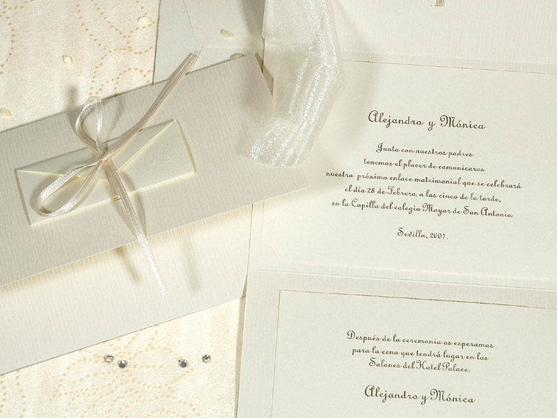 Impresión E Imprenta De Invitaciones